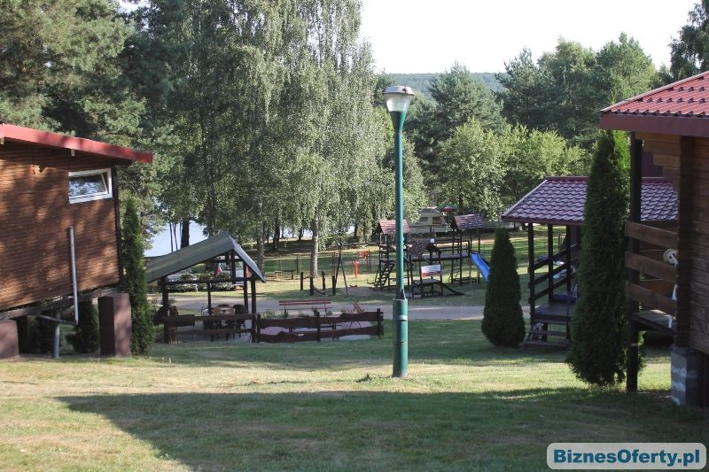 Wszystkie nowe Sprzedam ośrodek wypoczynkowy nad jeziorem - Biznes Oferty.pl KO88