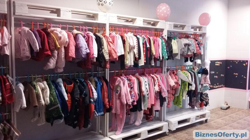 33990e4cf3 Sprzedam butik z dziecięcą z odzieżą używaną i nową - Biznes Oferty.pl