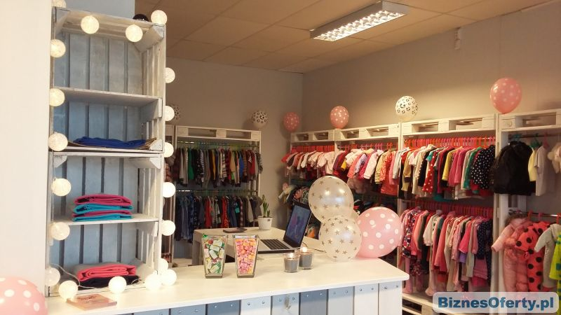3b1512e5cff6 Sprzedam butik z dziecięcą z odzieżą używaną i nową - Biznes Oferty.pl