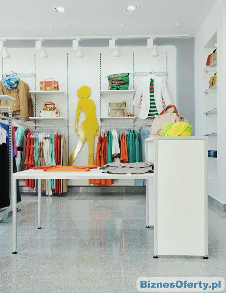 Wszystkie nowe Sprzedam meble do sklepu odzieżowego - Biznes Oferty.pl AE58