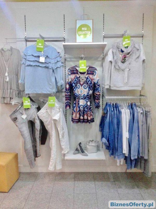 W Mega Sprzedam meble do sklepu odzieżowego - Biznes Oferty.pl VY56