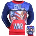 Bluzy Captain America od 3 do 8 lat
