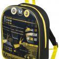 Plecak Minionek dziecko szkoła wysieczki wymiar 31x27x10 cm czarny żół