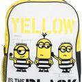 Plecak Minionki wymiary 33x27x10 cm Dziecko szkoła podróż licencja Hit