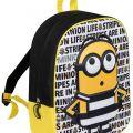 Plecak Minionek 3D szkoła podróż dziecko licencja wymiar 31x27x10 cm