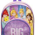 Plecak Księżniczki towar licencyjny Dziewczynka szkoła podróż Hit