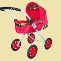 Wózek dla lalek Kaja lux