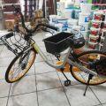 Rower z aplikacją przystosowany do wynajmu miejskiego