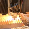 Cięcie laserem na stole 4000 x 2000 mm