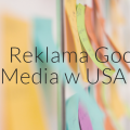 Tania Reklama Google i Media w USA