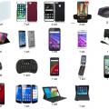 Kosz - Telefony i akcesoria MIX
