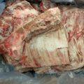 Żeberka wieprzowe mostki, zamrożone, poliblock