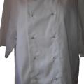 Odzież kucharska - spodnie, bluzy, kitle