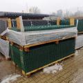 Ocynkowany Panel Ogrodzeniowy Kolor - drut 4 mm - wys. 1,23 m.