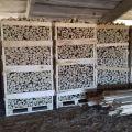 Drewno kominkowe suche Grab od producenta z Ukrainy