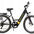 Rower elektryczny 26 tarcze Shimano LTA-006