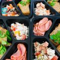Sprzedam catering dietetyczny - dieta pudełkowa