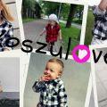 Polski produkt koszule dziecięce kratka, rozmiary od 62-152