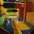Konstrukcja zabawowa małpi gaj sala zabaw bawialnia figloraj