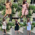 Sukienki nowa kolekcja 2019 super okazja mix wzorów rozmiar uniwersal
