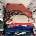 Odzież markowa włoska hurt / likwidacja sieci sklepów