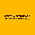 Sprzedam restaurację w Centrum Sosnowca - 70 osób + ogródek