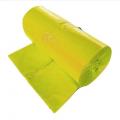 250 szt worek worki na śmieci 120L mocne żółte
