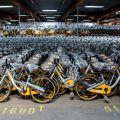 Rower oBike rowery miejskie do hotelu wypożyczalni shering pomysł