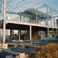 Konstrukcje metalowe / stalowe