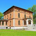 Zabytkowy odrestaurowany Pałac