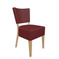 Krzesła tapicerowane do restauracji, hoteli, pubu