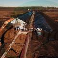 Torf, ziemia, substraty, 30 pallet Łotwa - hurt - współpraca