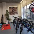 Sprzedam bardzo dobrze prosperujący salon rowerowy wraz z marką