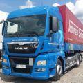 Samochód ciężarowy MAN, euro 6, plandeka oddam leasing