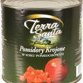 Pomidory w soku pomidorowym w puszczce 2550 gr