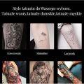 Sprzedam sklep internetowy - tatuaże
