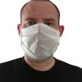Maska, maseczka 3-warstwowa flizelina 60g, produkt polski