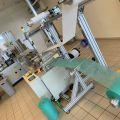 Maszyna do produkcji 3/4 warstwowych masek medycznych 100szt./min