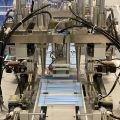 Maszyna do robienia masek automatyczna zgrzewarka do gum gumek