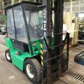 Wózek widłowy ZREMB GPW 2510E UDT 2021