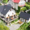 Przepiękny i stylowy domek góralski