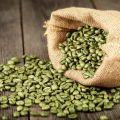 Kawa zielona ziarnista Brazylia