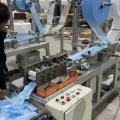 Maszyna do masek medycznych - Uruchomiona w toku produkcyjnym