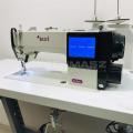 Maszyna do szycia Stębnówka TEXI ART automat lepsza od Juki i Brother