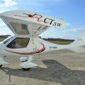 Ultralight samolot Flight Design CT, 2008 r.