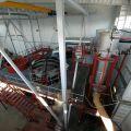 Instalacja do recyklingu /pyrolizy odpadowych tworzyw sztucznych PE/PP