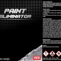 Wysokoskoncentrowany środek do usuwania lakieru HEK PAINT ELIMINATOR