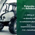 Pożyczka dla Rolników do 500 tys. zł