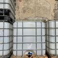 Pojemniki IBC 1000 litrów, mauzery spożywcze paletopojemniki