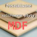 Poszukiwane szlifowane płyty MDF